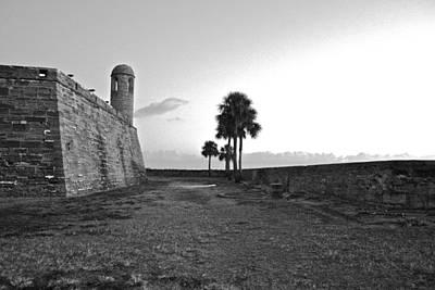 Castillo De San Marcos View 2 Art Print