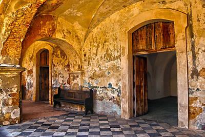 Castillo San Felipe Photograph - Castillo San Felipe Del Morro 1 by Mitch Cat