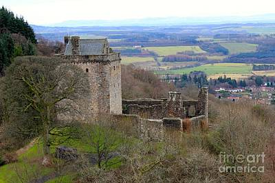 Photograph - Castle Campbell by David Grant