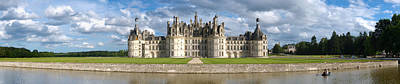 Castle, Chateau De Chambord Art Print by Panoramic Images