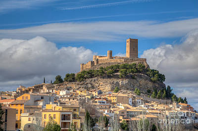 Photograph - Castle by Eugenio Moya