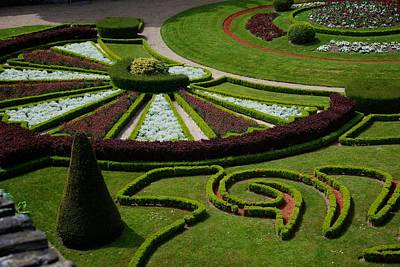 Photograph - Castle Garden by Eric Tressler