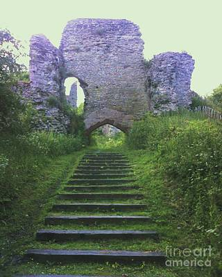 Art Print featuring the photograph Castle Gate by John Williams