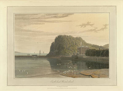 Castle-head In Westmoreland Art Print by British Library