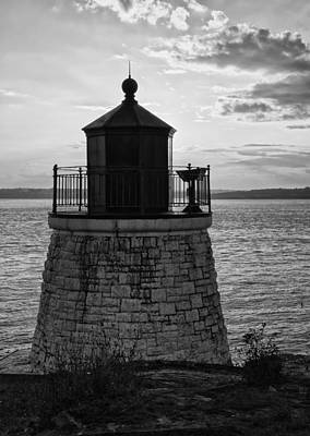 Photograph - Castle Hill Bw 2 by Marianne Campolongo