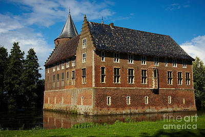 Photograph - Castle In A Dutch Country by Nick  Biemans