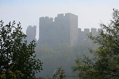 Photograph - Castle In The Mist by Jenny Setchell