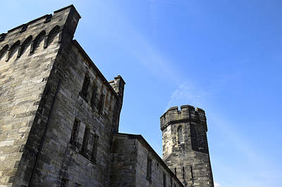 Photograph - Eastern State Penitentiary by Crystal Wightman