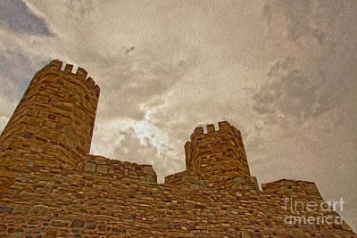 Photograph - Castle  by Nur Roy