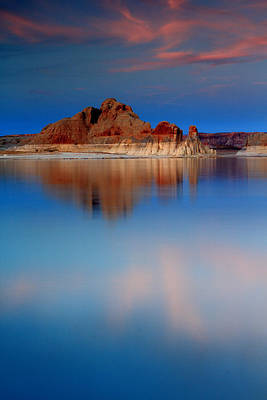 Photograph - Castle Rock Reflections by Eric Foltz