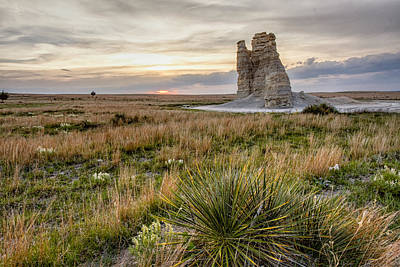 Photograph - Castle Rock by Scott Bean