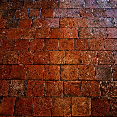 Photograph - Castle Tiles by Eric Tressler