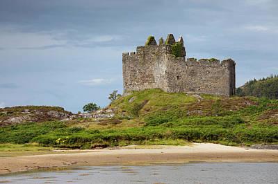 Fourteenth Photograph - Castle Tioram  Argyll Scotland by John Short