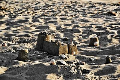 Photograph - Castles In The Sand by JAMART Photography