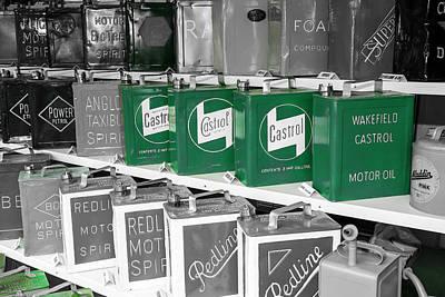 Castrol Green Original