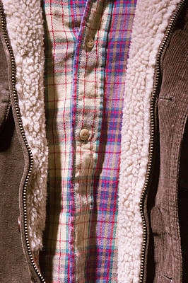Clothes Clothing Photograph - Casual Clothing by Tom Gowanlock