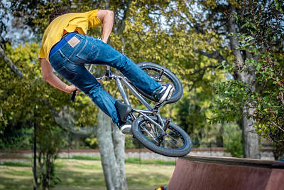 Photograph - Catching Air by David Morefield