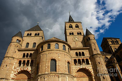Photograph - Cathedral And Church Of Our Lady  by Nick  Biemans