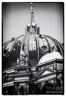 Photograph - Cathedral Angels by John Rizzuto