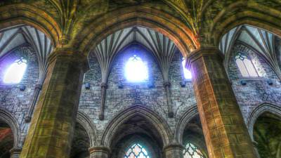 Photograph - Cathedral Arches by Jenny Setchell