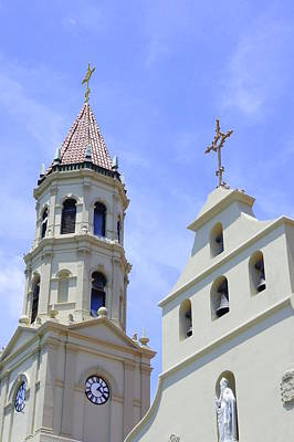 Photograph - Cathedral Basilica Of St. Augustine by Laurie Perry