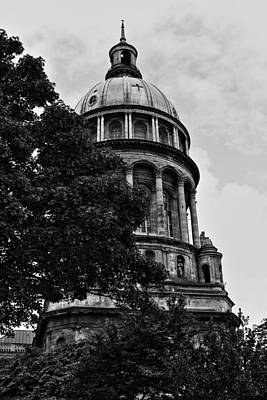 Dungeon Photograph - Cathedral Basilica Notre Dame by Aidan Moran