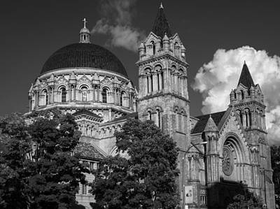 Cathedral Basilica Of St. Louis Art Print