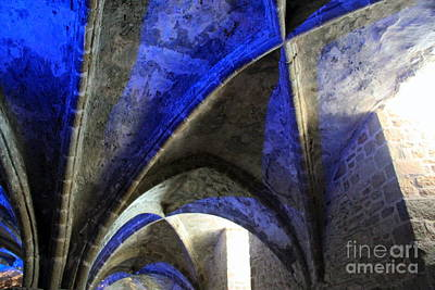 Photograph - Cathedral Blue by A K Dayton