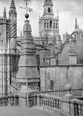 Cathedral, C1920 Print by Granger