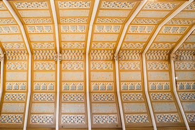 Photograph - Cathedral Ceiling by Melinda Ledsome