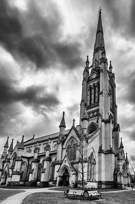 Photograph - Cathedral Church Of St James 1106b by Guy Whiteley