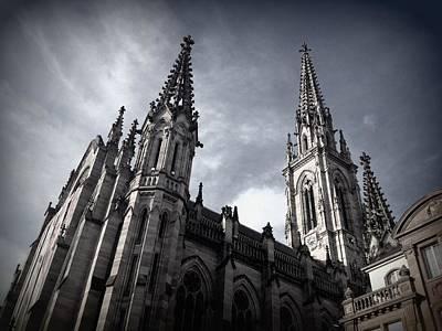 Cathedral Print by Kari Espeland