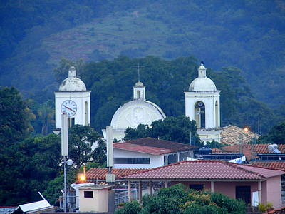 Photograph - Cathedral Of Gracias by Lew Davis