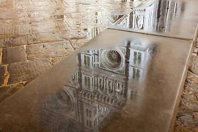 Photograph - Cathedral Of Santa Maria Del Fiore by Deimagine