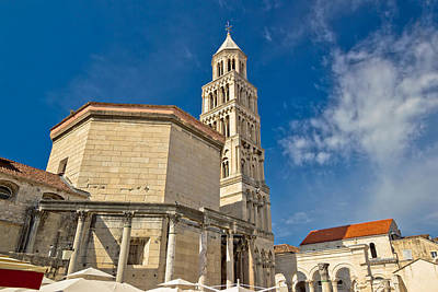 Photograph - Cathedral Of Split Diocletian Palace by Brch Photography