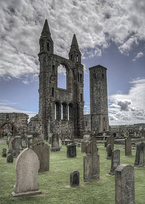 Photograph - Cathedral Of St. Andrew by Alan Toepfer