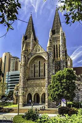 Photograph - Cathedral Of St John by Peter Lombard