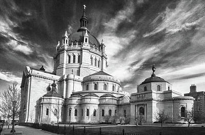 Photograph - Cathedral Of St. Paul by Guy Whiteley