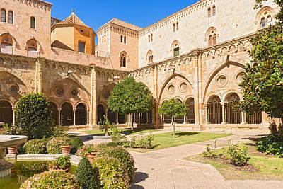 Impressionist Landscapes - Cathedral of Tarragona Catalonia Spain by Marek Poplawski