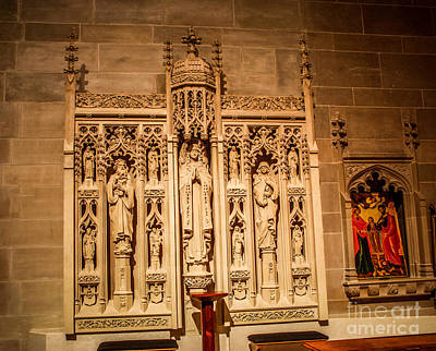 Minimalist Movie Quotes - Cathedral of the Most Blessed Sacrament by Grace Grogan
