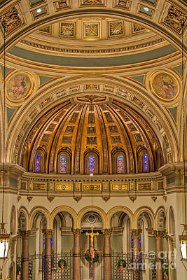 Photograph - Cathedral Of The Sacred Heart by Jemmy Archer