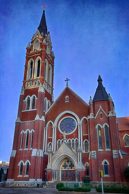 Virgin Guadalupe Wall Art - Photograph - Cathedral Shrine Of Our Lady Of Guadalupe by Joan Carroll