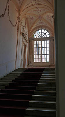 Photograph - Cathedral Stairs by Herb Paynter