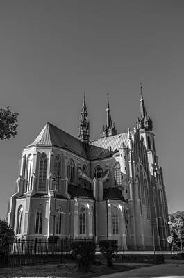 Photograph - Cathedral by Tgchan