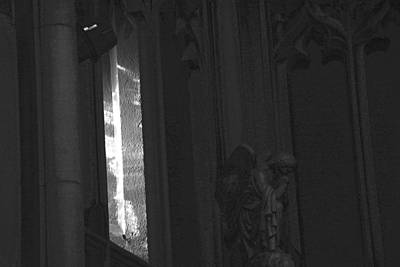 Photograph - Cathedral Window by John Schneider