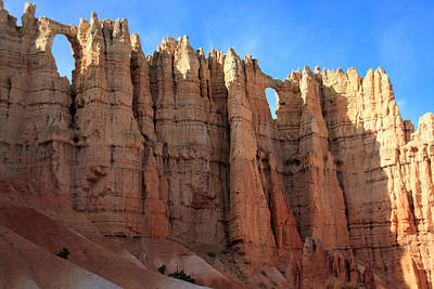 Photograph - Cathedral Windows Bryce Canyon Utah by Aidan Moran