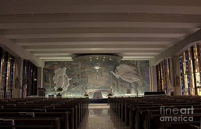 Photograph - Catholic Chapel-united States Air Force Academy by David Bearden