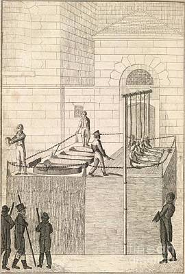 Cato Street Conspiracy Executions, 1820 Art Print