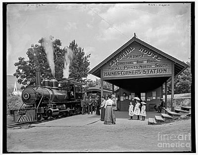 Catskill Mountain Railway Original