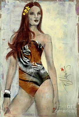 Catsuit Original by P J Lewis